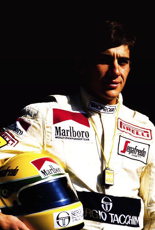 Ayrton Senna 1984