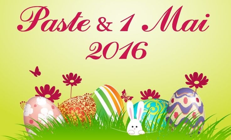 Destinatii perfecte de Paste si 1 Mai - Rezerva acum! http://bit.ly/1quv5gX