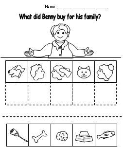 Benny's Pennies recall worksheet: Book Links, Green Pocketbook, Book Themes, Education Ideas, Math Ideas, Kindergarten Ideas, Book Activities, Literacy Ideas