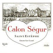 Chateau Calon-Segur Bordeaux 2012