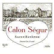 Chateau Calon-Segur Bordeaux 2012