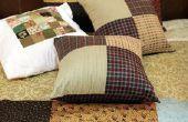 Instructies voor naaivoet quilten