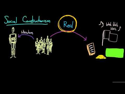 This video gives an introduction to the theory of social constructionism. It highlights two different strands of the theory and gives examples of this in a direct and easy to understand way.