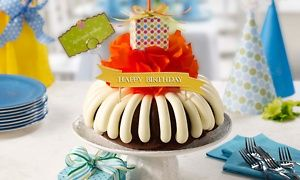 Groupon - $ 13 for $20 Worth of Bundt Cakes at Nothing Bundt Cakes in Multiple Locations. Groupon deal price: $13