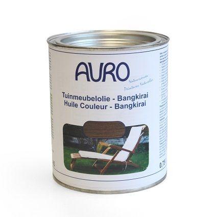 Tuinmeubel-olie, type bangkirai. Voedt het hout, zodat het soepel blijft en conserveert. Ideaal voor oude tuinmeubels. Te gebruiken na behandeling met tuinmeubelreiniger.