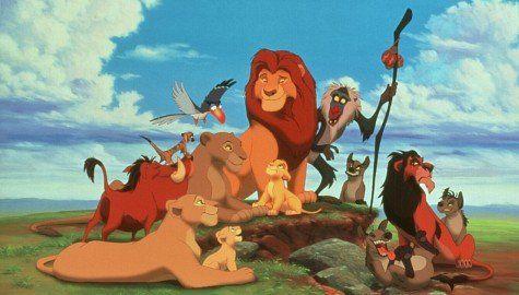 *SCAR, SIMBA, SHENZI, MUFSA, NALA, BANZAI, TIMON, RAFIKI, ED, QUEEN SARABI, PUMBAA & ZAZU ~ The Lion King, 1994