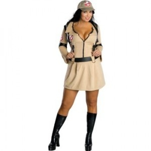 Ghostbuster Plus Size Costume - womensplussizecostumes.org