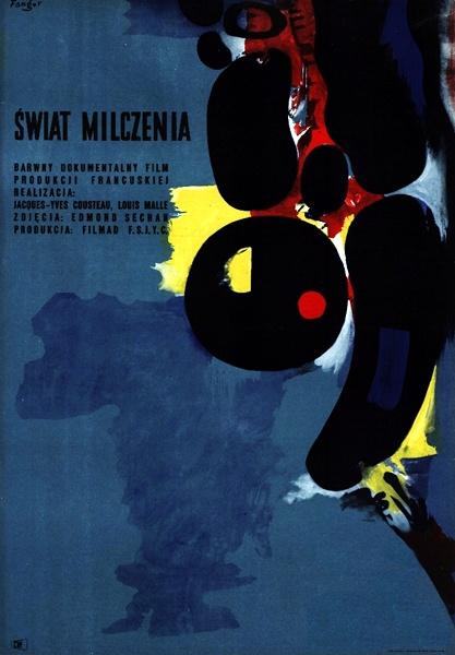 1958 Wojciech Fangor - The Silent World