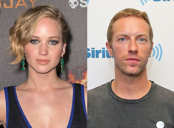 Jennifer Lawrence and Chris Martin Are Seeing Each Other