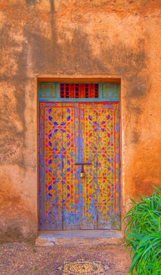 :::: PINTEREST.COM christiancross ::::  Fes, Morocco • @HVLAUREN