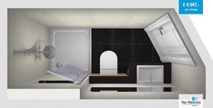Indeling Smalle Badkamer : Badkamer opknappen kosten thomas gaspersz