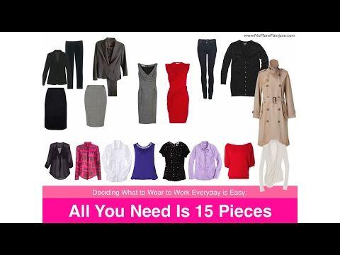 Constituer une garde robe fonctionnelle (Garde-robe capsule) - Bee Organisée