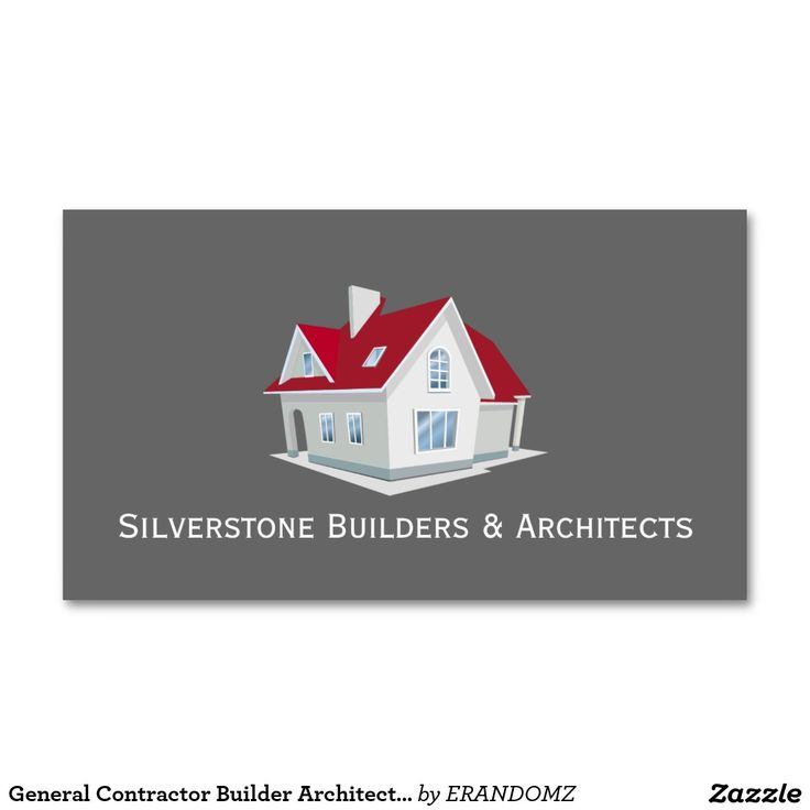 22 best Architect Business Cards images on Pinterest | Construction ...