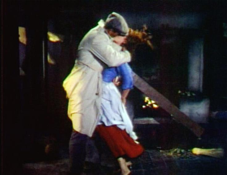 Maureen O'Hara y  John Wayne - 1952 - El hombre tranquilo (The Quiet Man) - John Ford