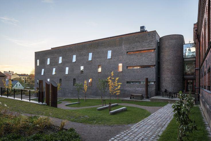 FOJAB arkitekter / Lunds Nation Landsarkivet, studentbostäder