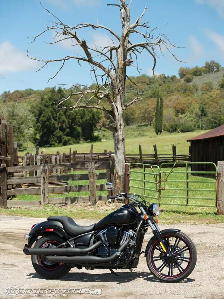 Our testers hit the road on the 2012 Kawasaki Vulcan 900 Custom to see how it stacked up against the others in the shootout.