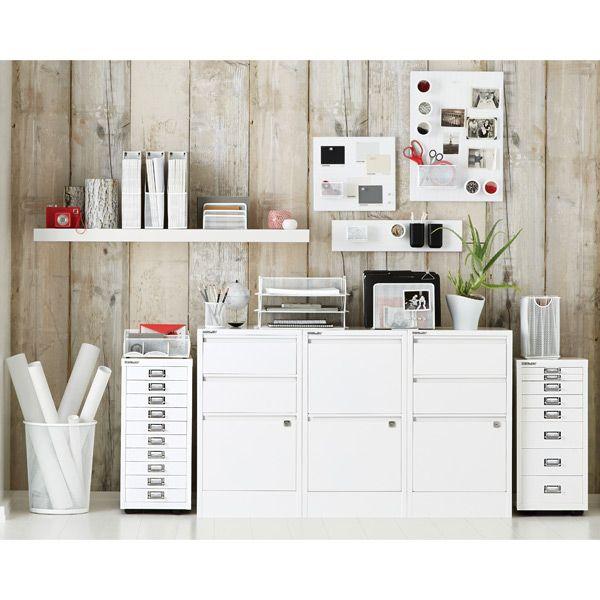 Nice Bisley White 8  U0026 10 Drawer Collection Cabinets