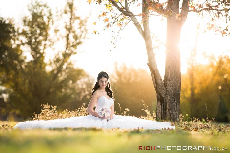 Being a photographer means you get to photograph your beautiful wife in her wedding dress!!  #Love #Cosmobella #PhotographerPerk