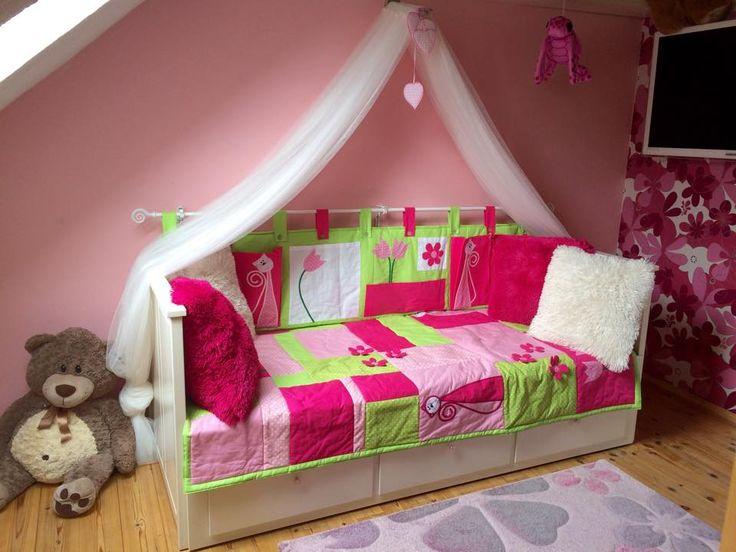 Dívčí+pokojíček+...Nakouknutí+do+pokojíčku+malé+Sofinky+:-)