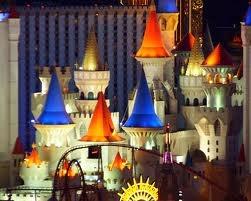 Excalibur Hotel Las Vegas - exterior