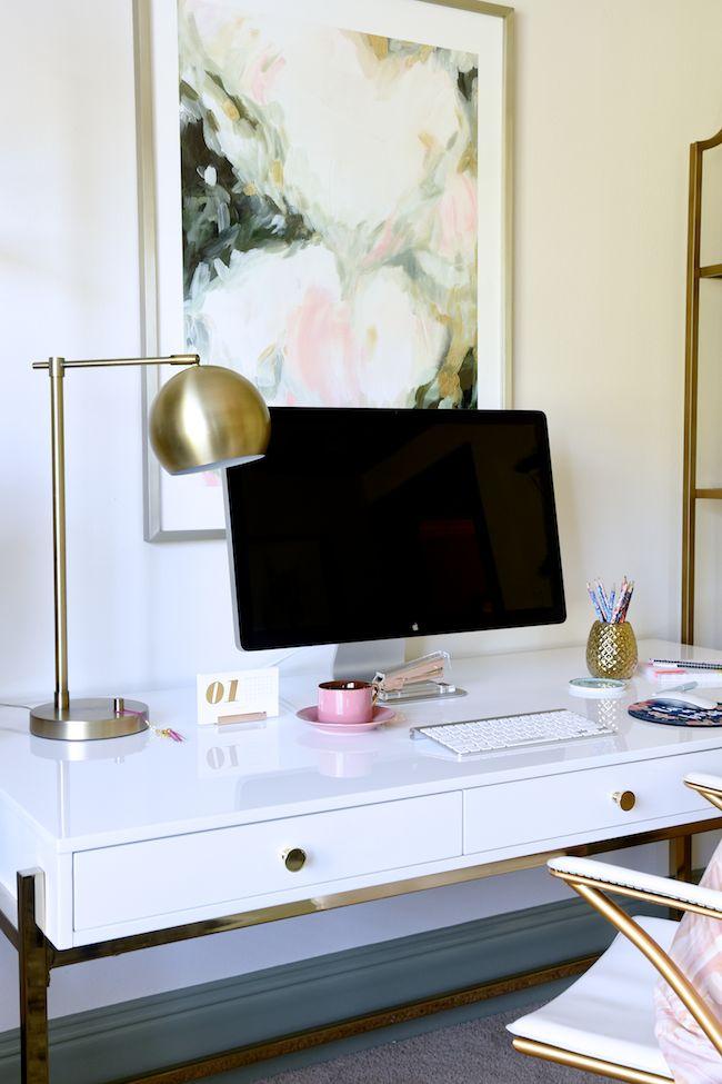 25 best ideas about stylish office on pinterest stylish. Black Bedroom Furniture Sets. Home Design Ideas