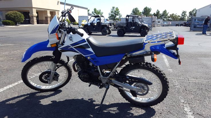 2007 Yamaha XT225 Price And Modification Picture