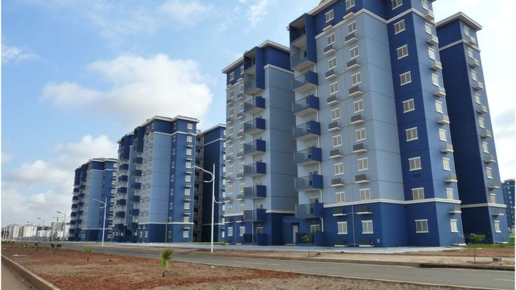 The ghost towns of China, Ireland and Spain may be a phenomenon that is on its way to Africa as a massive brand-new housing development in Angola lies empty, writes Louise Redvers.