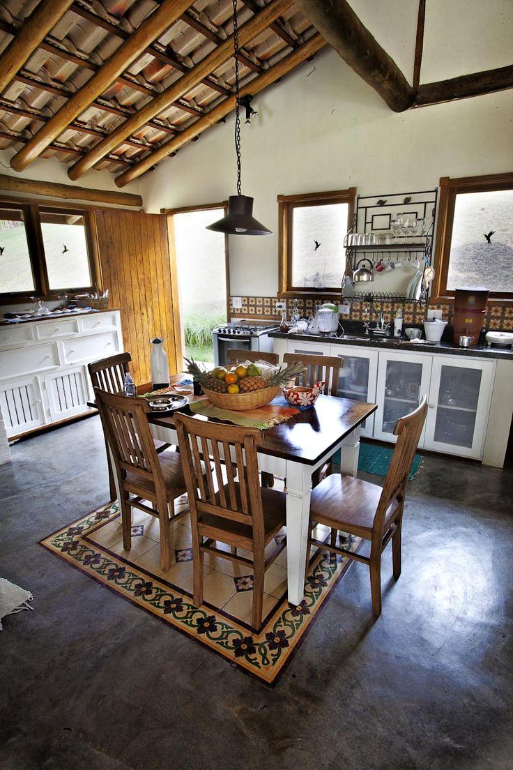 25 melhores ideias de design de interiores no pinterest - Fotos de casas rusticas interiores ...