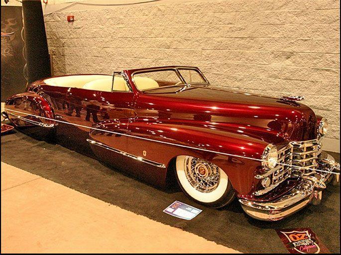 1947 Cadillac Cabriolet – Desire – Oz Welch