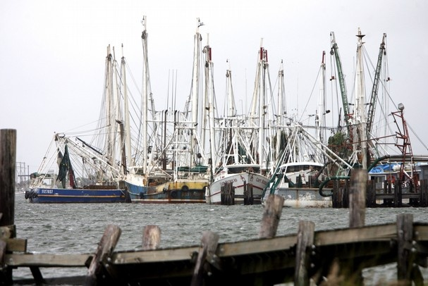 Shrimp boats in aransas pass i have actually been here for Aransas pass fishing