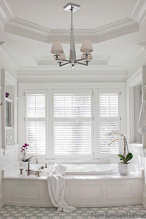 Best 25+ Bathroom Chandelier Ideas On Pinterest | Master Bath, Bathtub  Ideas And Bath Tubs