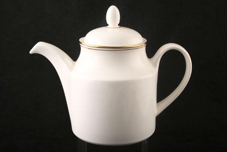 Королевский Долтон - Золото Concord - H5049 - Чайник с крышкой - Круглый