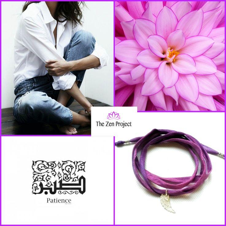 Angel Wing Bracelet  *Design by The Zen Project