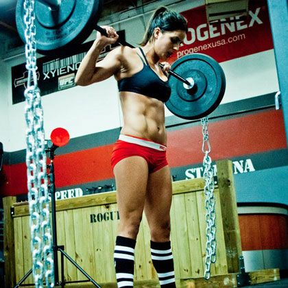 10 Seriously Fit Chicks of CrossFit,,.inspiration