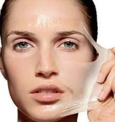 Peeling facial Anti-manchas y cicatrices:  Ingredientes: 1 sobre gelatina sin sabor, 1 limón, 1 naranja. Exprimir  limón, naranja y mezclarlos, llevar almicro sin que hierva y agreagar la gelatina . Mezcla y dejar que repose durante unos minutos.  Aplicar la mascarilla en rostro, evitando la zona del contorno de los ojos y los labios y deja que actúe entre 5 y 10 minutos.  Enjuagar con agua fría y secar con una toalla suave, dando pequeños toquecitos. no olvides ponerte crema hidratante