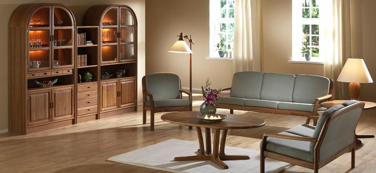 Click us to find wooden sofa set. Please note that most models shown in the different woods are also available in other woods