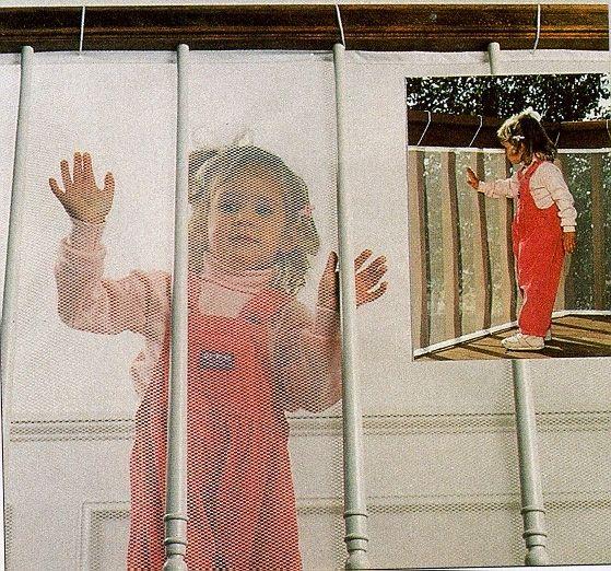 Çocuk ve bebek güvenlik fileleri, balkon ve korkuluk ağları.  http://www.bebeksehri.com/guvenlik-urunleri-kat29.html