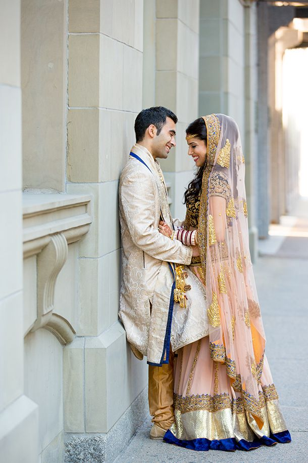 Stunning shoot from an Indian wedding by Trevor Allen Photography | Halifax, NS
