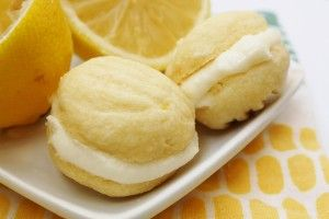 Lemon Melting Moments. If you love lemon, this is for you! Lots of butter and lemon that will literally melt in your mouth:)
