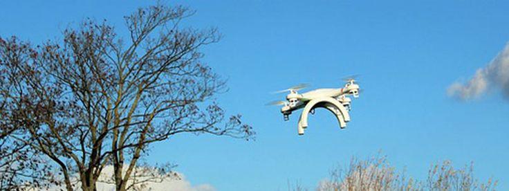 Con impresora 3D, estudiantes reducen costo de dron para uso agrícola