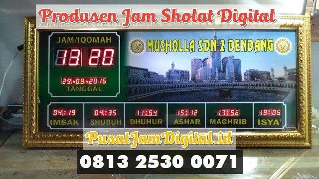 Jam Dinding Masjid Di Ogan Komering Ilir Wa 0813 2530 0071 Pusat