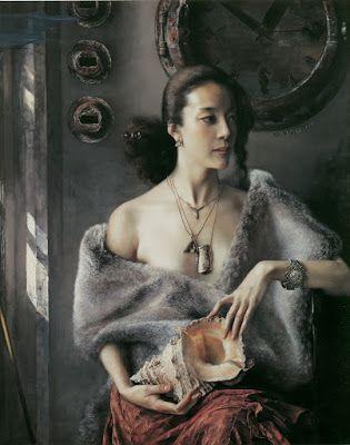 Por amor al arte: Yuqi Wang