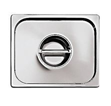 Minox 1-6 1/6 Size Gastronorm Pan Lid - Pans Trays - Kitchen & Catering Equipment