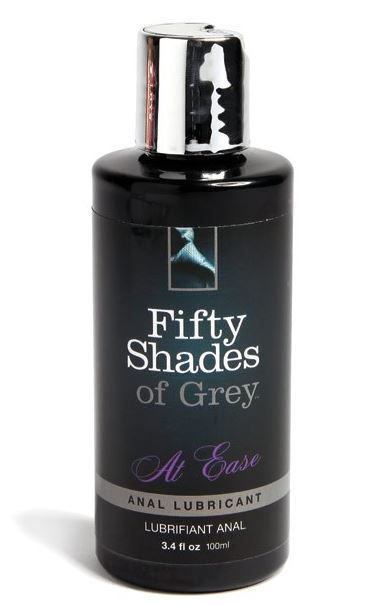 For those who are looking to explore this formerly taboo play, the Fifty Shades of Grey Anal Lubricant is a great addition to your pleasure product collection. Paired up with the other Fifty Shades anal toys and tools, you've got everything you need to try out some back door play. Just like the name says, this anal sex lube is sure to put you 'at ease'!