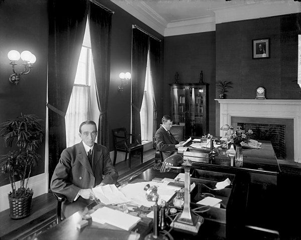 Chief Of Staff 1909 1902 Roosevelt Administration White