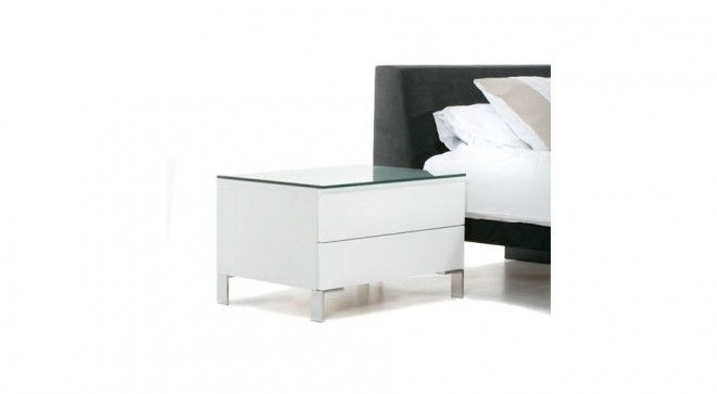Soho-Bedside1 Trenzseater - can be 3 drawers