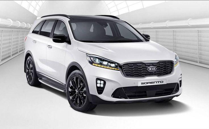 Novo Atualizado Kia Sorento 2019 2020 E Apresentado Na Coreia Preco Consumo Interior E Ficha Tecnica Kia Sorento Kia Sorento