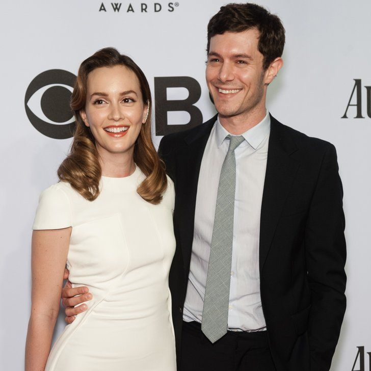 Pin for Later: Leighton Meester et Adam Brody Sont Parents D'une Petite Fille!