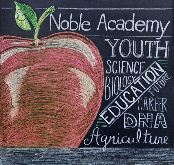Through this program, the organization hopes to help reverse the trend in which youth have little knowledge of food production or agricultural science.