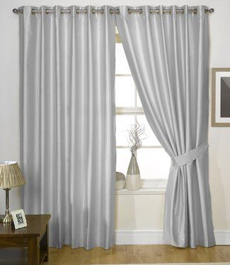 17 Best ideas about Silver Curtains on Pinterest | Silver bedroom ...